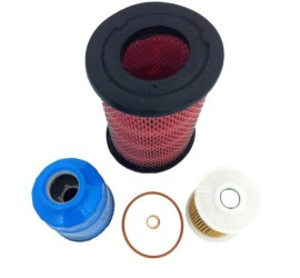 COMPATIBLE WITH NISSAN ELGRAND 3.0TD FILTER KIT  1999 2002