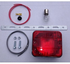 HANG DOWN REAR FOG LIGHT KIT