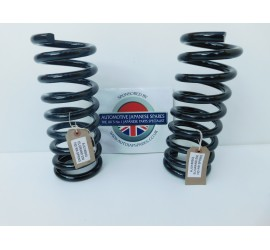 COMPATIBLE WITH NISSAN ELGRAND 3.2TD PAIR OF REAR UPRATED COIL SPRINGS