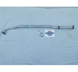 NEW FITS NISSAN FIGARO 1.0LT TURBO FRONT DOWN PIPE AND FITTING KIT