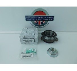 Genuine  Nissan Elgrand E51 2002-2010 Front Wheel Bearing with ABS ring & Nut